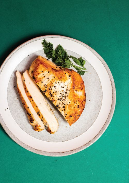 Sous vide Chicken Breast by Sousvidelicious