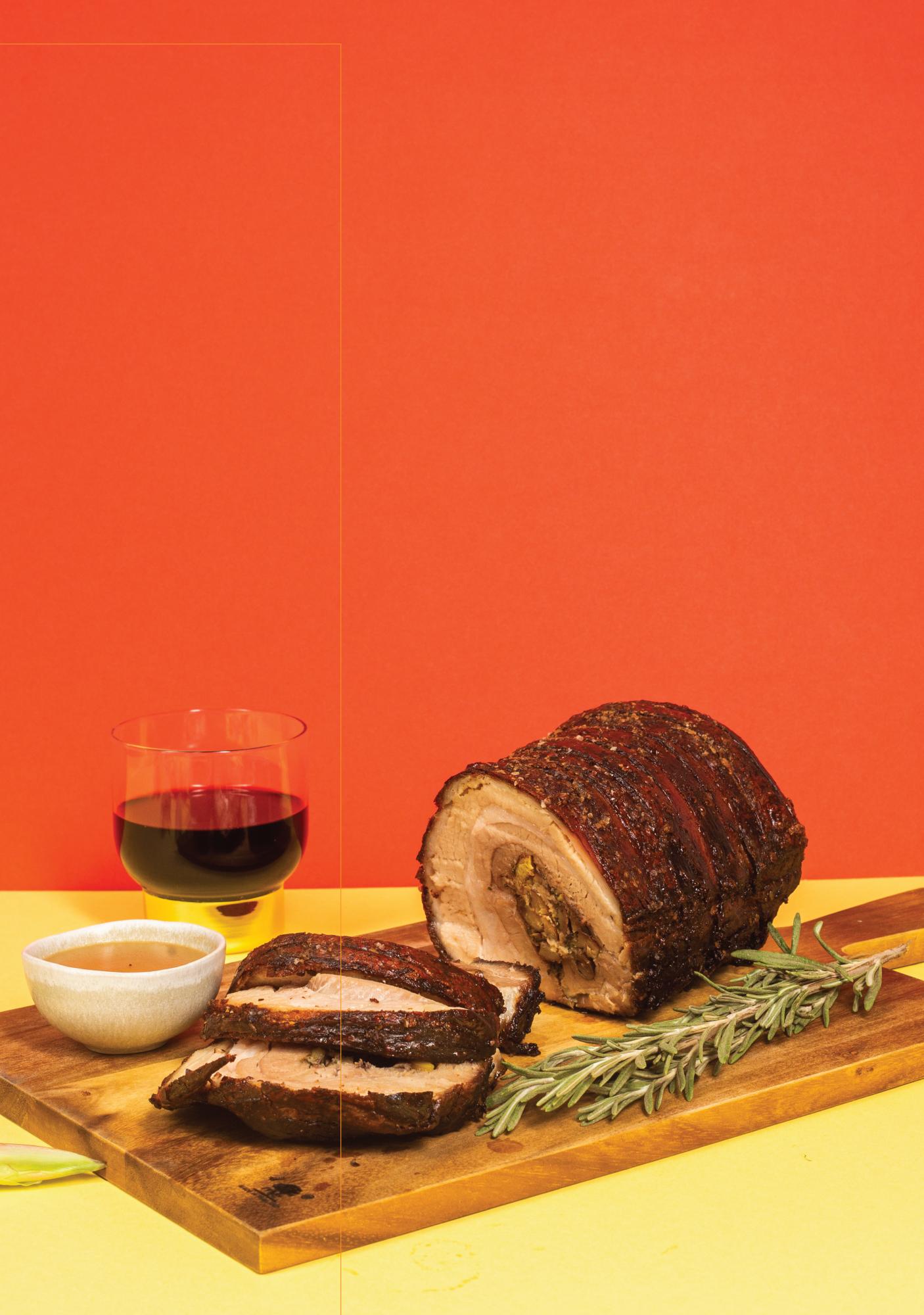 Porchetta Roast